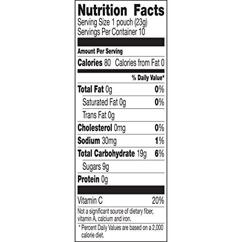 Betty Crocker Snacks Scooby Doo Fruit Flavored Snacks, 10 Count (Pack of 8) by Betty Crocker Snacks (Image #2)