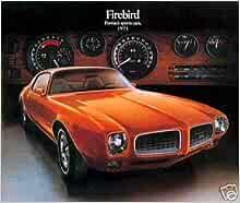 1996 Pontiac Firebird Formula Trans Am Coupe and Convertible Sales Brochure