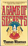 A Game of Secrets, Tom Wiseman, 0440128285