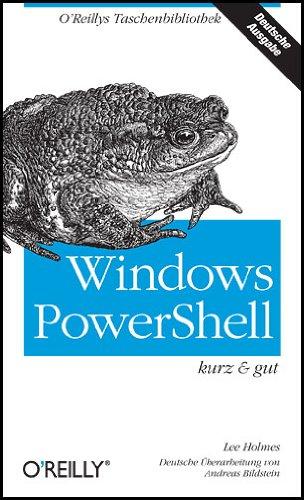 Windows PowerShell - kurz & gut