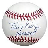 "TONY PEREZ AUTOGRAPHED OFFICIAL MLB BASEBALL CINCINNATI REDS""HOF 2000"" PSA/DNA STOCK #18241"