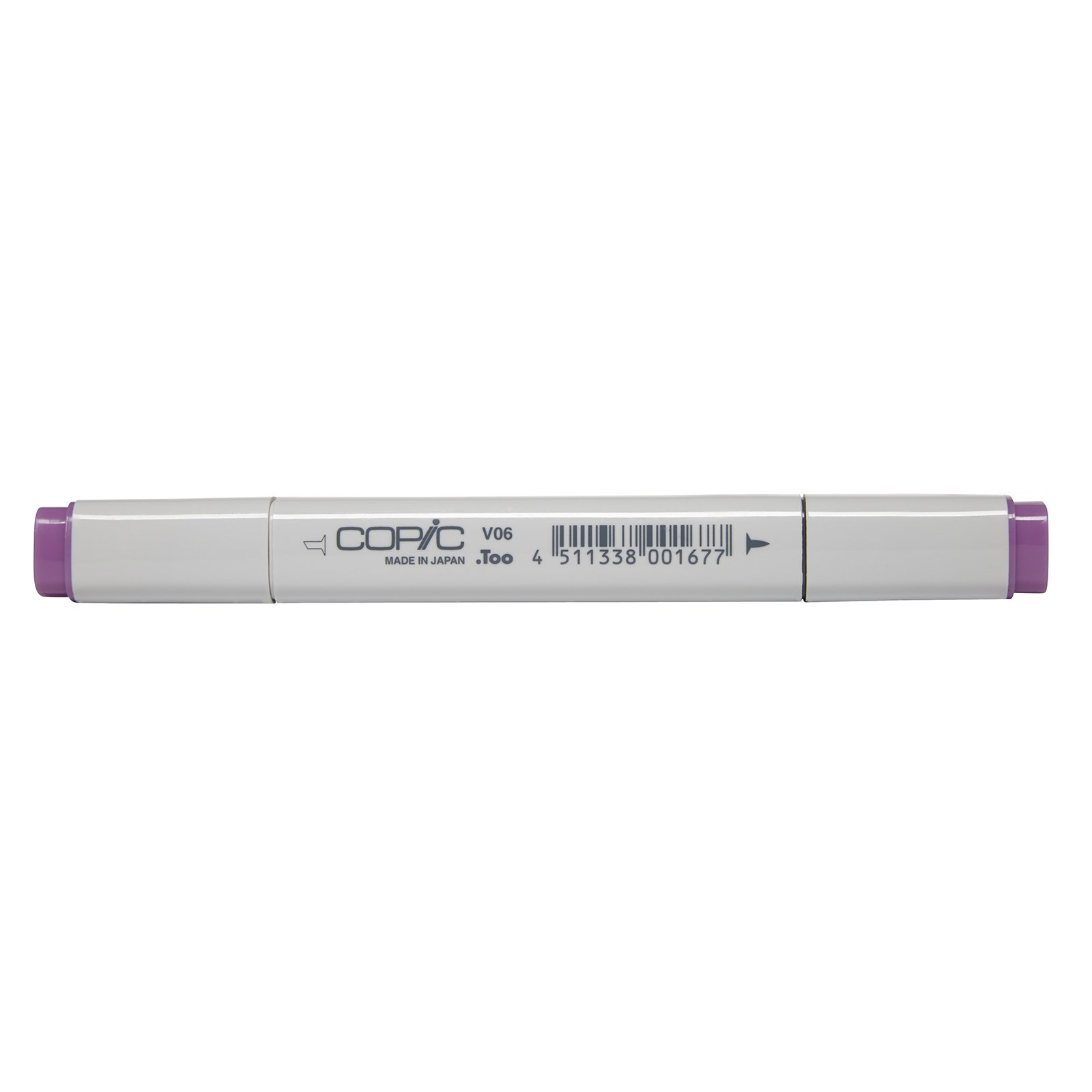 Copic Marker with Replaceable Nib, V06-Copic, Lavender