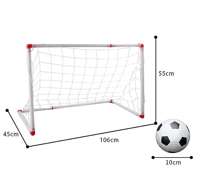 Amazon.com: Fansport - Juego de juguetes de fútbol para ...