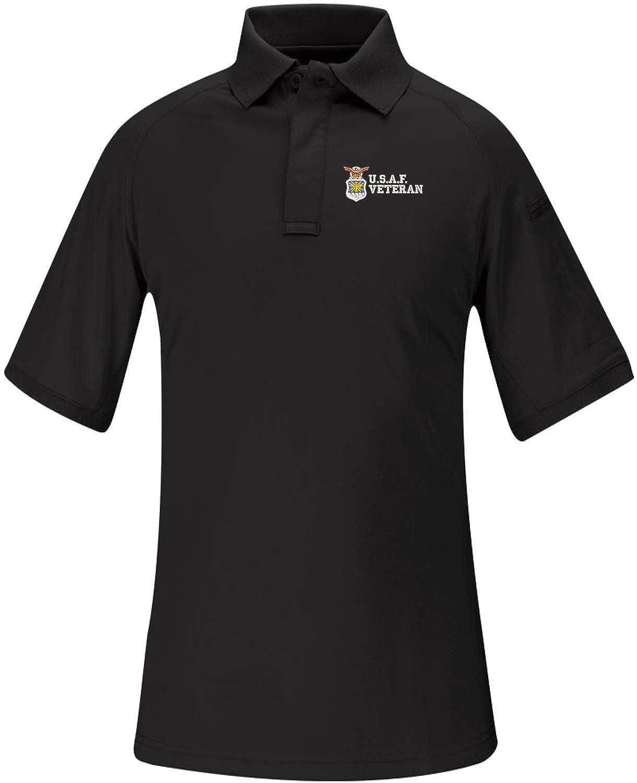 MilitaryBest Snag Free Mens Short Sleeve Tactical Polo Shirt