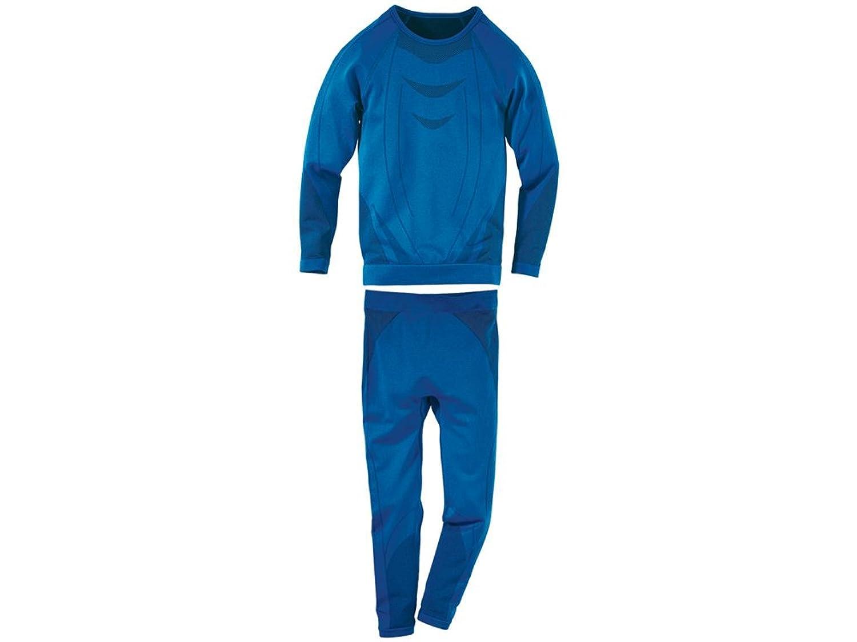 Kinder Jungen 2-teilig Ski-Unterwäsche Stretch Größe Farbe wählbar