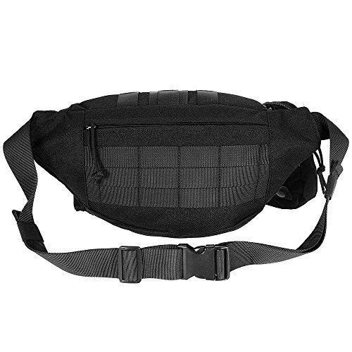 [해외]Yunnanhere 방수 전술 허리 가방 다기능 운동 허리 가방/Yunnanhere Waterproof tactical waist bag Multifunctional exercise waist bag
