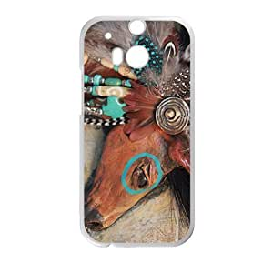 Horse Hot Seller Stylish Hard Case For HTC One M8