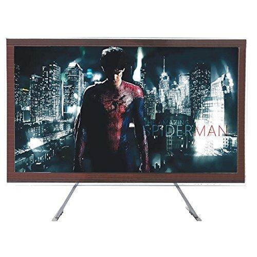 Supporti e mobili TV TradeMount Piedistallo Piantana Supporto per TV e Monitor Regolabile in Altezza per Denver 55 LED-5569T2CS