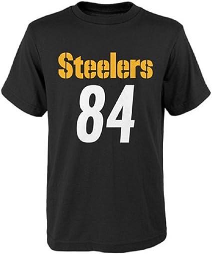 Ultra Game NFL Carolina Panthers Youth Quarter-Zip Active Pullover Shirt Team Color 8