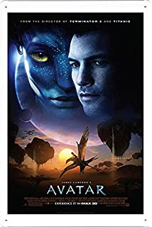 """AVATAR EYE PRINT WALL POSTER PICTURE 33.1/""""x18.6/"""""""