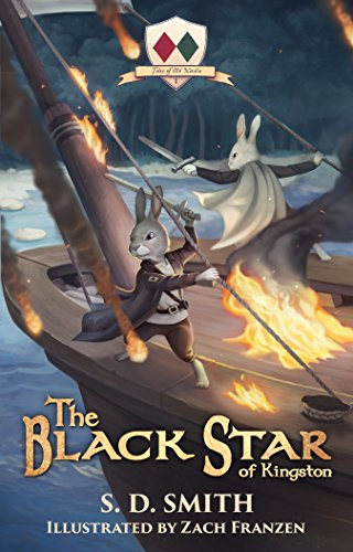The Black Star of Kingston by [Smith, S. D.]