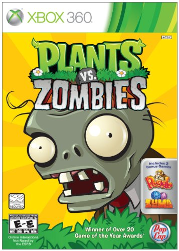 Plants Vs. Zombies by PopCap Games
