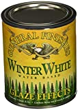 General Finishes Water Based Glaze Effects Winter White Quart