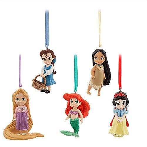 - Disney Animators' Collection Ornament Box Set