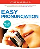 Easy Pronunciation, Living Language Staff, 1400006023