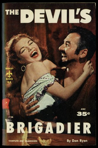 Don Ryan: The Devil's Brigadier GGA pb redhead dances with goatee