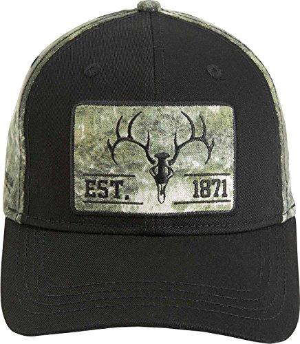 Oak Range - Field & Stream Semi Flat Brim Camo Hat (Mossy Oak Mtn Cntry Range, OneSizeFitsAll)
