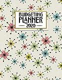 Budgeting Planner: Retro Vintage Mid Century