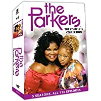 The Parkers The Complete Collecton 5 Seasons 110 Episodes