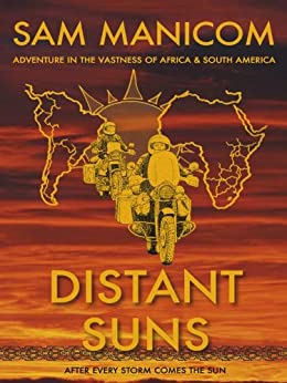 Distant Suns (Every day an Adventure Book 3) by [Manicom, Sam]