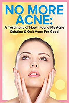 Acne More Testimony Found Solution ebook product image