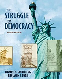The struggle for democracy 2016 presdential election edition struggle for democracy the 8th edition fandeluxe Image collections