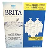 Brita Pitcher Replacement Filters 845993, 8-Pack