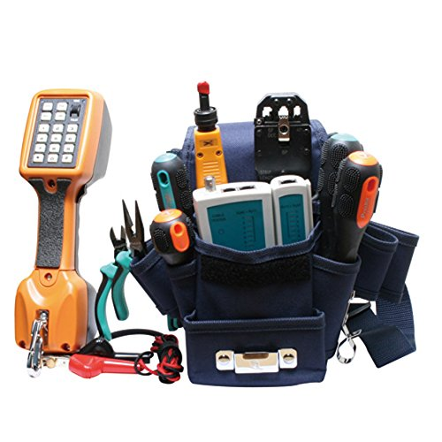 Eclipse Tools PK-12012H Pro'sKit Telecom Installation Kit