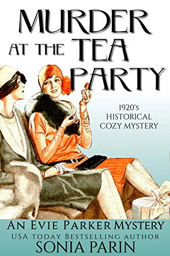 Murder At The Tea Party by Sonia Parin ebook deal