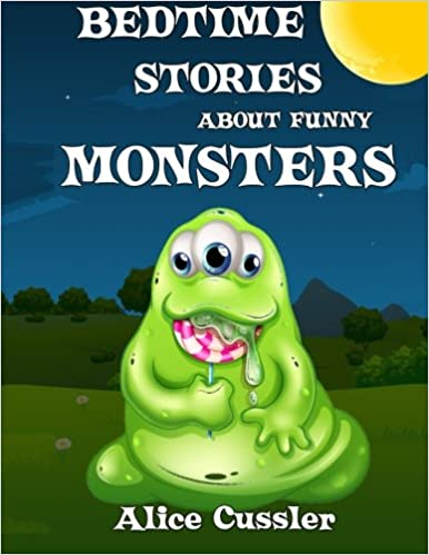 Bedtime Stories About Funny Monsters: Short Stories Picture