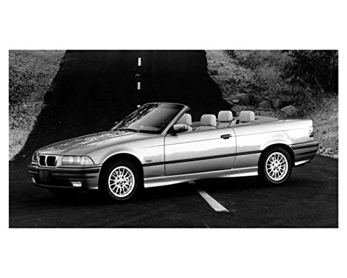 1998 BMW 323i Convertible Photo Poster