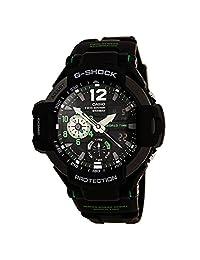 Casio Men's G-Shock GA1100-1A3 Black Resin Quartz Watch