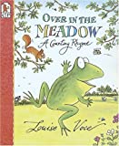 Over in the Meadow Big Book, Louise Voce, 0763612855
