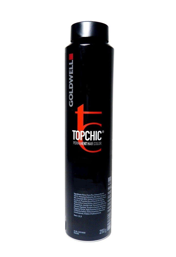 30off Goldwell Topchic Hair Color Coloration Can 6ngb Dark