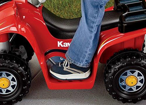 51L29TkrfpL - Power Wheels Kawasaki Lil' Quad
