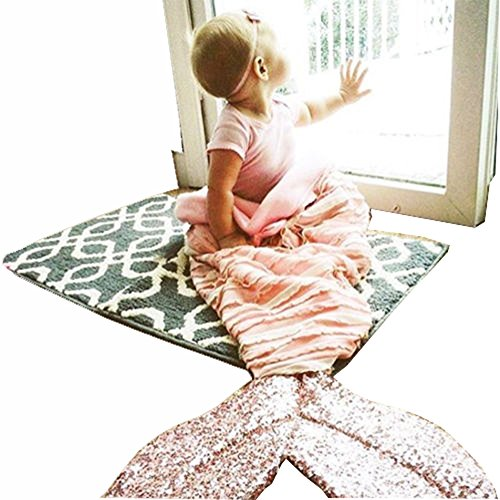 Mermaid Blanket Sleeping Clothes Outfits product image