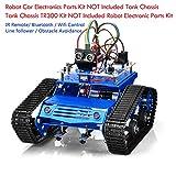 KOOKYE Robot Tank Car Kit Tank Chassis Platform