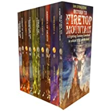 Fighting Fantasy Collection 10 Books Set (Sword of the Samurai, Eye of the Dr...