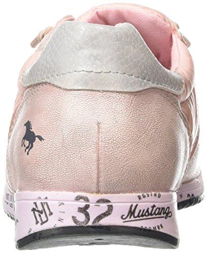 Mustang 1226401 - Zapatillas de casa Mujer Rosa (555 rose)