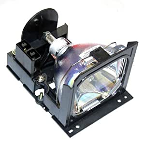 A+k lvp-x80u Replacement Projector Lamp (Original Philips/Osram Bulb Inside) with Generic Housing