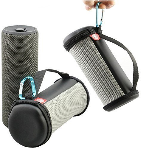 Travel Carry Soft Case for UE Boom 2 Wireless UE Uitimate Ears Boom Bluetooth Speaker Pouch Carry Bag Protective Box (Carrying Boom Case Ue)