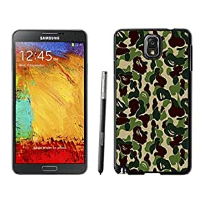 Element Soft Samsung Galaxy Note 3 Case Coolest Camo Designs Durable Rubber Silicone Black Phone Cover Protector