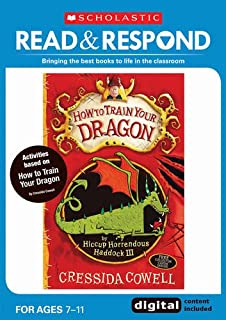 How to train your dragon book 1 amazon cressida cowell how to train your dragon read respond ccuart