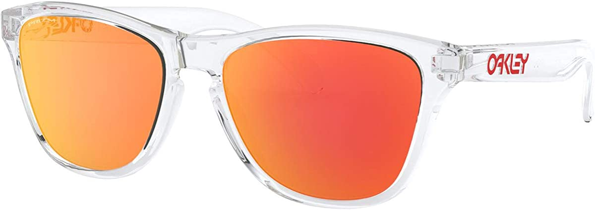 Oakley OJ9006-1953 DO9006-1953, Claro pulido, 53 Unisex Adulto ...