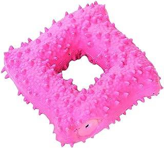 Lomsarsh Pet Bite Molar Toy Molar Nettoyage Dents Morsures De Latex Naturel Sonnant Chien Fournitures Formation Jouets