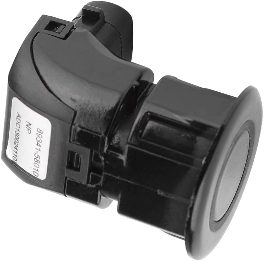 Parking Sensor 89341-58010 Reverse PDC Parking Radar Assist Reverse Backup Bumper Object Sensor Reverse Object Sensor Vehicles Assist Sensor for Toyota Alphard 2002-2008 2.4 3.0L