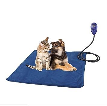 Almohadilla Térmica Para Mascotas Cachorro De Gato Animales Pequeños Almohadilla Eléctrica Interior Impermeable Calentador De Calentamiento De Temperatura ...