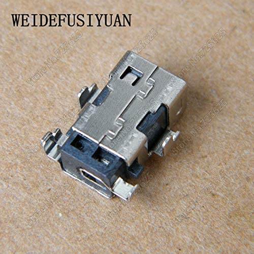 Computer Cables AC DC Power Jack Socket Charging Port for Acer Chromebook CB3 CB5 CB3-111 CB3-131 Cable Length: 1PCS