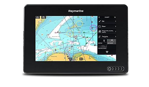 Raymarine 9094508 E70364 Axiom 7 Dv Gráfico Plotter/Down Vision Sonar – Sin transductor: Amazon.es: Electrónica