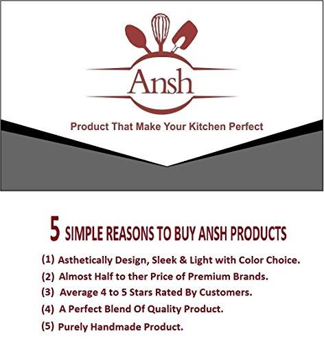 Ansh Handmade Teak Wood Kitchen Masher by Ansh (Image #2)